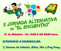 II Jornada Alternativa